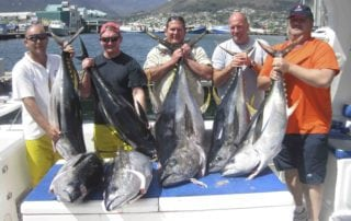 Cape Town Tuna Fishing Tournament 03