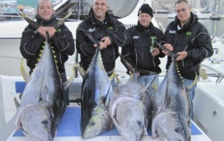 Cape Town Tuna Fishing Tournament 14