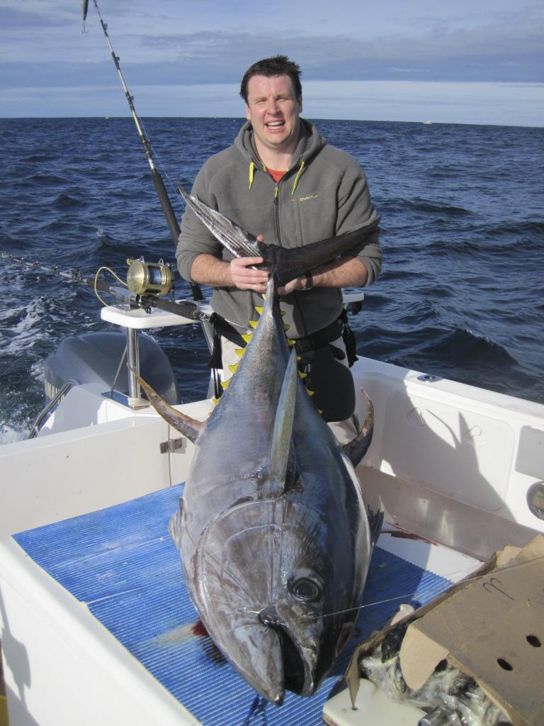 Cape Town Tuna Fishing Tournament 15