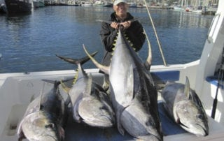 Cape Town Tuna Fishing Tournament 16