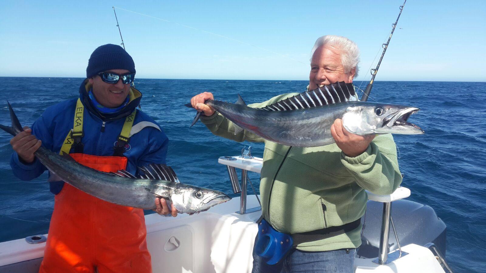 Deep sea fishing charters cape town snoek fishing charters for Deep sea fishing charters