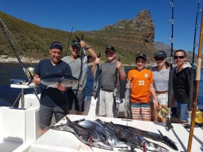 Snoek Fishing Cape Town Fishing Charters 06
