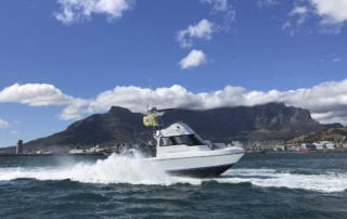 Media Boat Hire Boats for filmshoot Cape Town