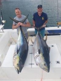 deep-sea-fishing-charters-cape-town-hout-bay-fishing-tuna-fishing - Yellowfin Tuna 4