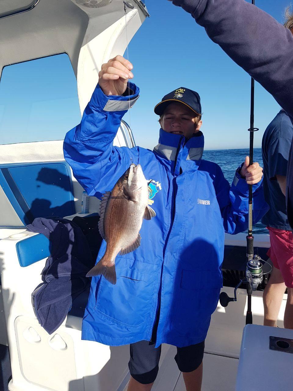 hottentot fishing hout bay cape town deep sea fishing 1b