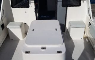 ocean warrior 35 foot cat fishing charter hout bay cape town 3