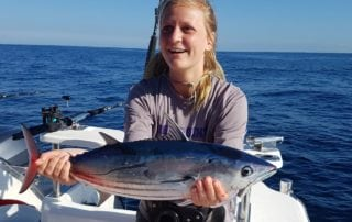 skipjack tuna fishing hout bay cape town deep sea fishing 1b