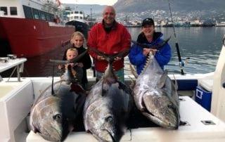 deep sea fishing - yellowfin tuna fishing hout bay - cape town 2