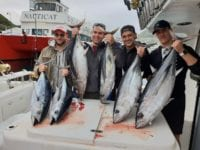 Longfin Tuna fishing cape town 1