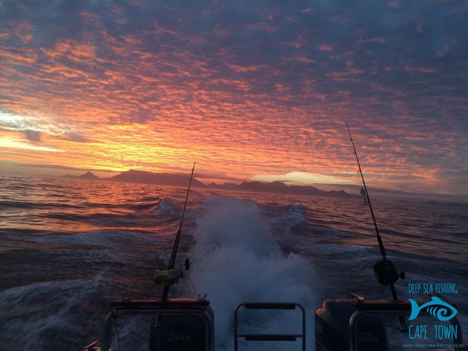 trolling fishing cape town deep sea fishing charters hout bay 1