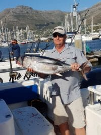 longfin tuna fishing cape town deep sea fishing