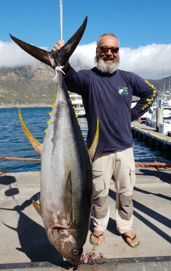Yellowfin Tuna Fishing Feb 2019 2