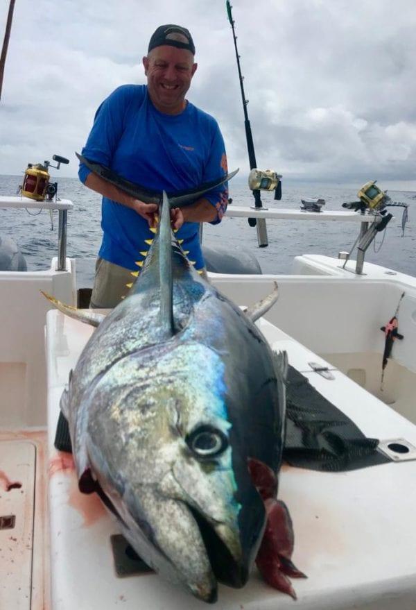 Yellowfin Tuna Fishing - Hout Bay - Cape Town 3