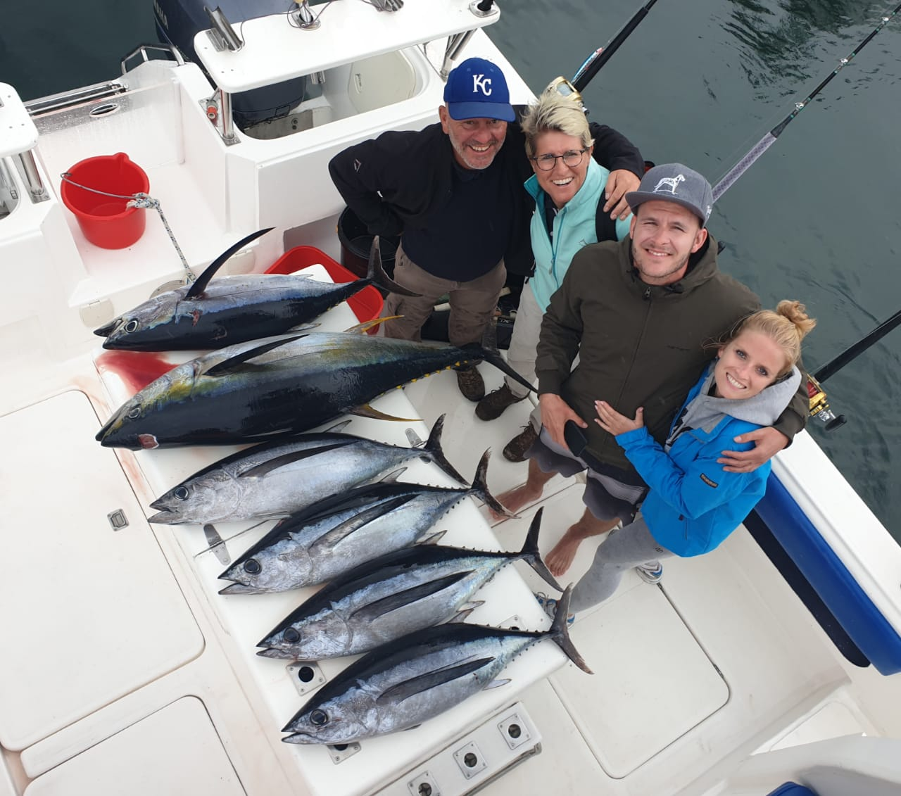 Yellowfin Tuna Fishing - deep-sea-fishing-charters-cape-town