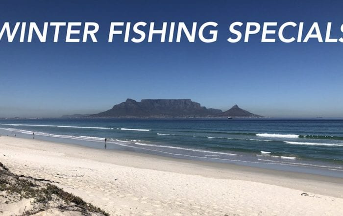 Cape Town Winter Fishing Specials - South Africa - Fishing