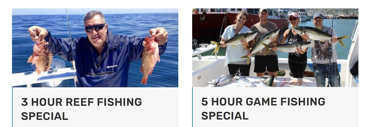 winter fishing specials cape town deep sea fishing 1