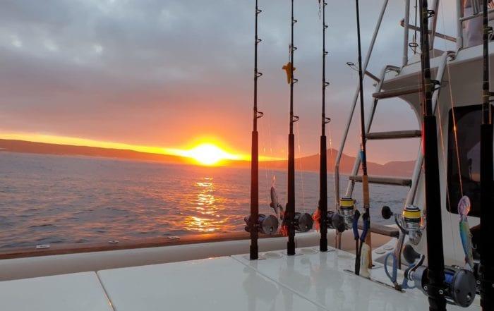 sunrise deep sea fishing cape town winter