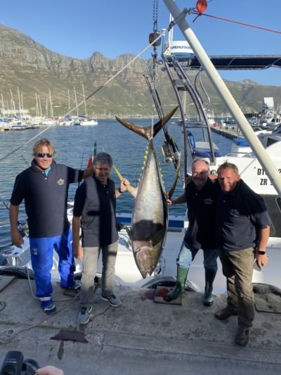 hooked on africa fishing tuna derby 2019 - 5