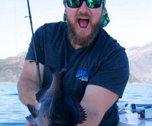cape town fishing charter - cape bream 3